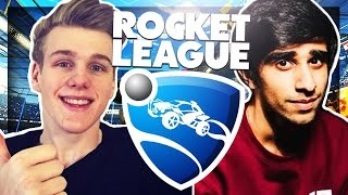 Rocket league 1vs1 Rumble w/vik