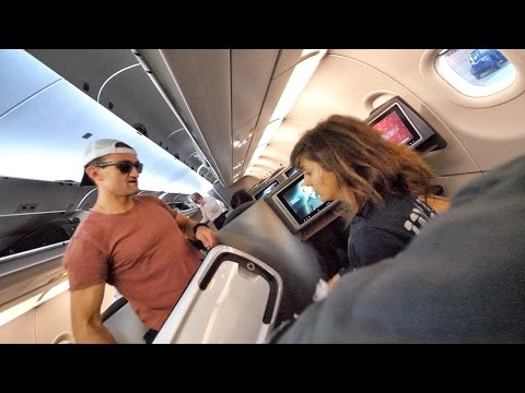 Thumbnail: SHE SCREAMED THE ENTIRE FLIGHT