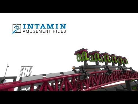 Marionette | Intamin Inverted Blitz | NoLimits2 Pro