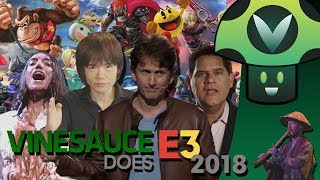 [Vinesauce] Vinny Does E3 2018