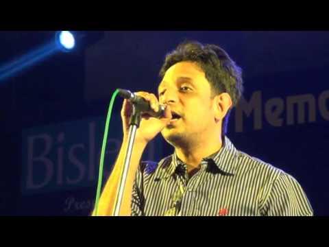 O amar boudimoni performed by Rupankar Bagchi 2014