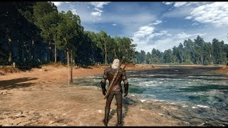 The Witcher 3 Ultra Settings PC Gameplay Full HD 1080p