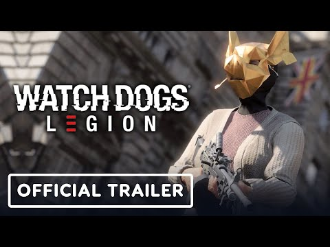 Watch Dogs: Legion – Classroom 101: Co-Op Gameplay Trailer