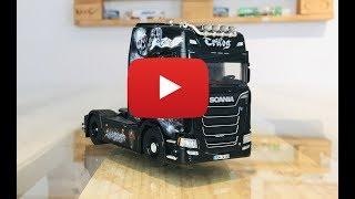Scania S Higline CS20H Trilog Showtruck 01-2689 WSI Models