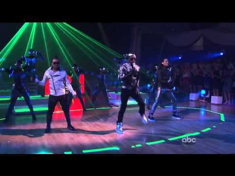 Black Eyed Peas - Don't Stop The Party (Live on Dancing With The Stars)