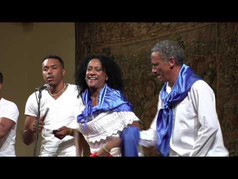 Cuba - Concert – Ensemble Omo Abillona