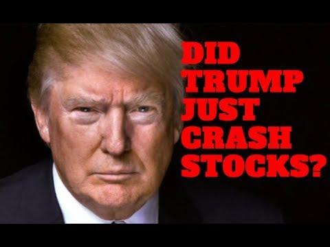 STOCK MARKET NEWS - TRADE TARIFFS, BALANCE OF TRADE, UPBEAT ECONOMY