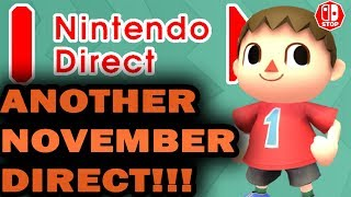 Is There ANOTHER Nintendo Direct THIS MONTH?! What Could It Be!