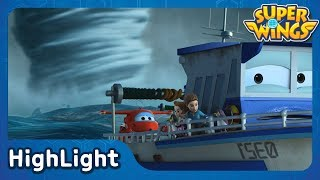 Penguin Parade | SuperWings Highlight | S1 EP33