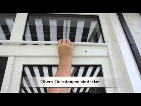 Boy Katzennetze - Balkontür mit Katzennetz