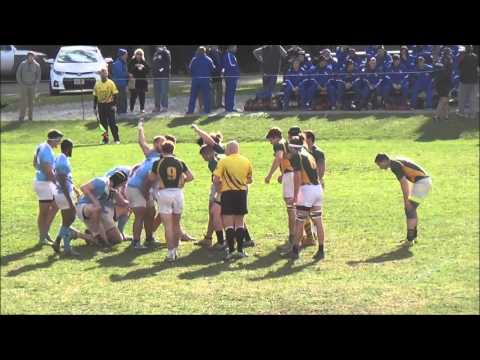 URI vs Oswego State DII Men's Top 16 2015