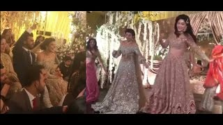 Urwa hocane wedding/mehndi dances (compilation)