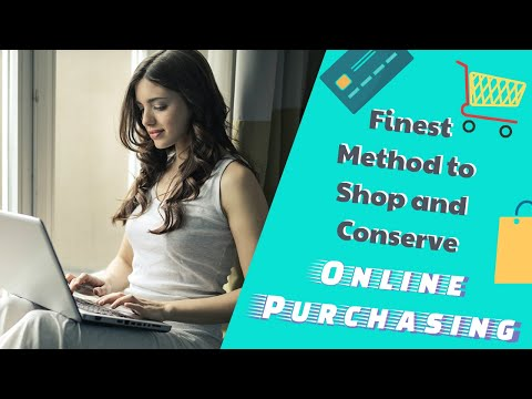 Online Purchasing🛒 - Finest Method To Shop And Conserve
