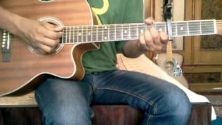 Banjara guitar chords ek villian lession