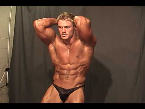 Bodybuilder Jessie Pavelka of DIETTRIBE - YouTube