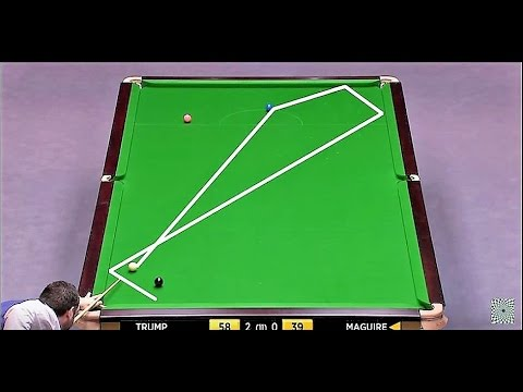 Snooker-The Masters [2015] - Trump V Maguire (2) [HD]