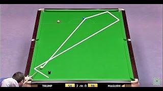 Trump V Maguire 2015 Masters Snooker [HD1080p]