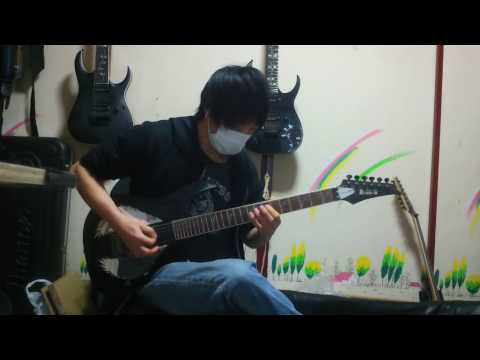 【Veiled in Scarlet】 An Act of God 【Guitar cover】