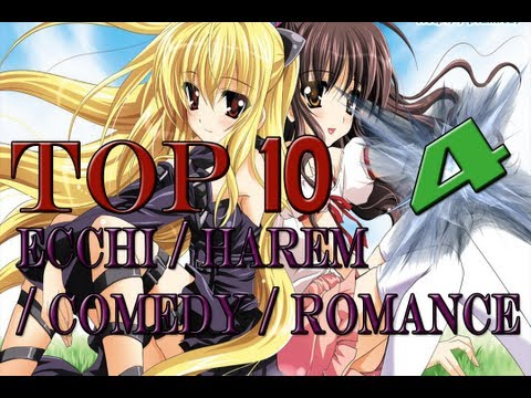 Top 10 Ecchi / Harem / Comedy / Romance Anime - [HD] [NEW] from YouTube · Duration:  3 minutes 13 seconds