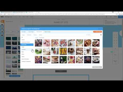 Make A Free Website 2016 - Wix Tutorial (DETAILED!)