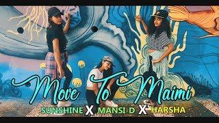 Move To Miami - Enrique Iglesias ft. Pitbull   Dance Choreography   Mansi - D  
