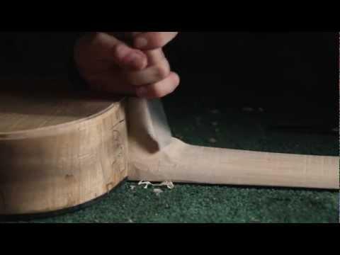 The Luthier's Art - Hand Making Classical Guitars by Paul Weaver -- LamareGuitars.com