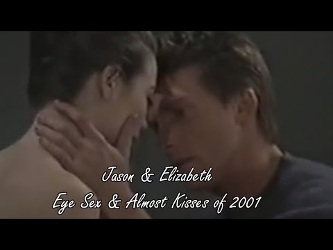 Jason And Elizabeth // Almost Kisses Of 2001 {Hungry Eyes}