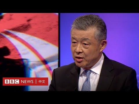 中國駐英大使劉曉明:中央從未指示香港修例- BBC News