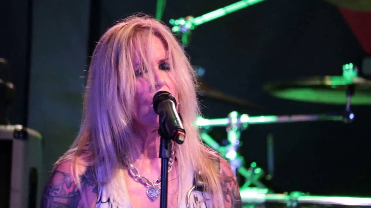 Lita Ford Falling In And Out Of Love Youtube
