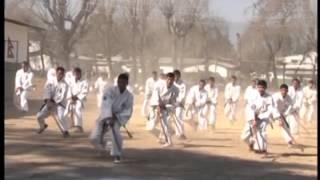 Nepal Army Ranger- AHAN Nepal Training Center Grand Opening 2-8-14
