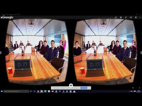 Experience VR with Virtual Speech