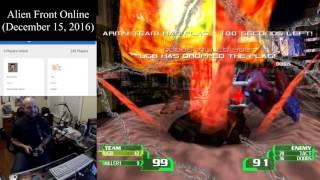 Alien Front Online (December 15, 2016) Sega Dreamcast Online Multiplayer [w/ Commentary]