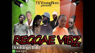2015 OCTOBER REGGAE VIBZ BEST (HOTTEST JAMAICA One Drop) ROOTS  Culture Mix dj young boss  Summer