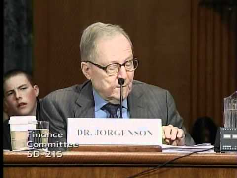 Senate Finance Hearing on Tax Reform & US Energy Policy