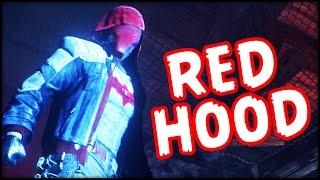 BATMAN Arkham Knight - Red Hood Arkham Story DLC! (Gameplay Walkthrough)