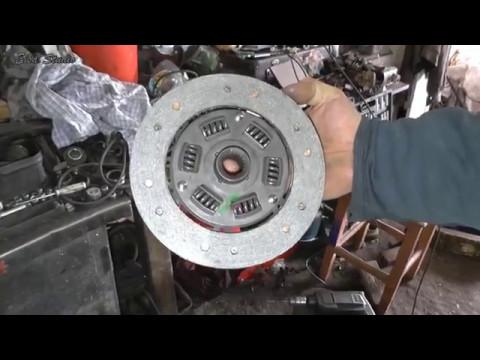 Замена фередо диска сцепления ВАЗ