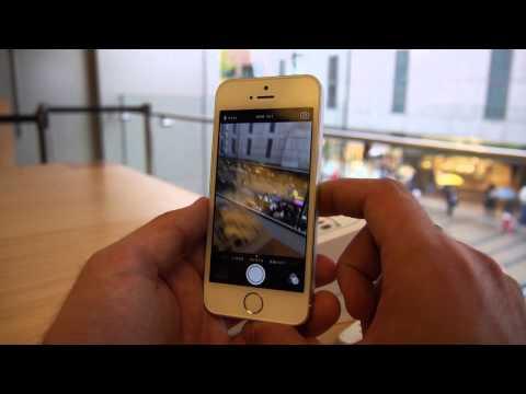 Apple iPhone 5S okostelefon bemutató videó | Tech2.hu
