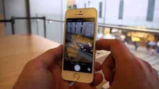 Apple iPhone 5S okostelefon bemutató videó | Tech2.hu(Kipróbáltuk az Apple iPhone 5S-t rögtön a megjelenésének első napján Münchenben. http://tech2.hu | Facebook: http://goo.gl/CKkcc | Iratkozz fel ..., 2013-09-20T09:07:47.000Z)