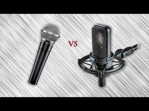 0 - Як вибрати мікрофон?