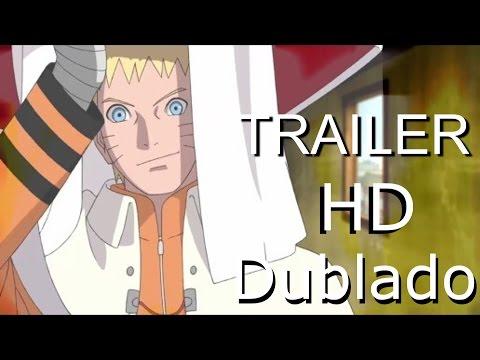 Boruto: Naruto The Movie   Trailer   Dublado