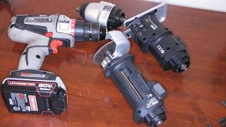 Craftsman Bolt On Impact Attachment Tool Unpacking Review Testing