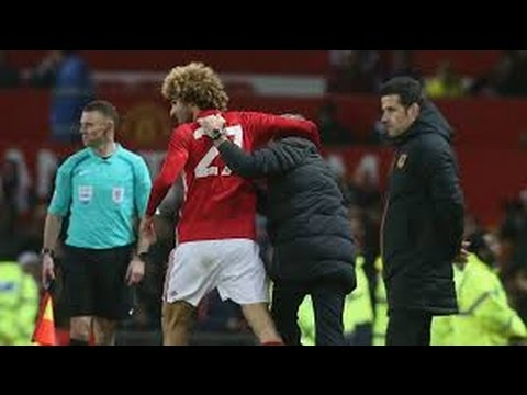 Manchester United vs Hull City 2---0 EFL CUP Highlights 10.01.2017