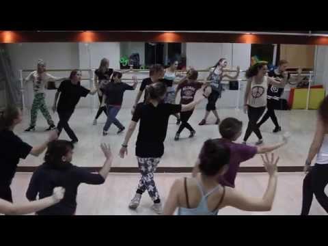 Ed Sheeran - Autumn Leaves class chorepgraphy by Allyn B.