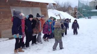Урок подвижные игры в воскресной школе
