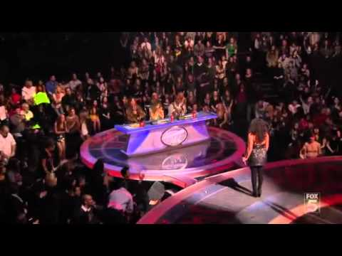 American Idol 10 - Lauren Turner [Seven Day Fool] - Top 12 Girls Perform