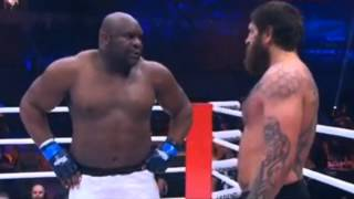 Александр Емельяненко vs Боб Сапп | Alex Emelianenko vs Bob Sapp 25.05.13 на турнире