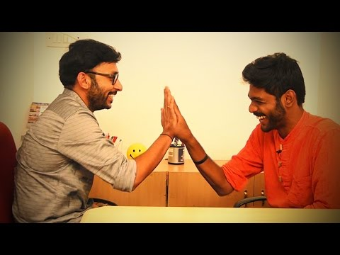 RJ Balaji About Making Fun Of People Who Received Awards