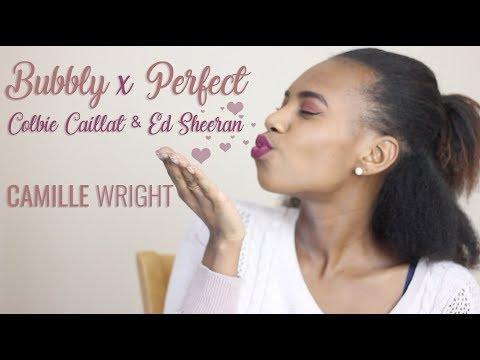 Colbie Caillat & Ed Sheeran -  Bubbly x Perfect Mashup Cover (Camille Wright)