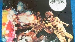 SOPC57150 The New Santana Album Santana3 CBS Sony サンタナスリー レ...