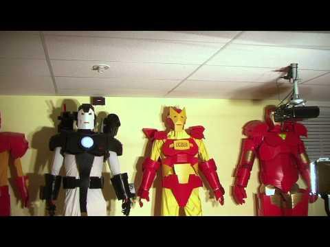 Hall of Armors of Iron Man.mp4